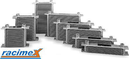 Racimex Oil Cooler & mounting kits