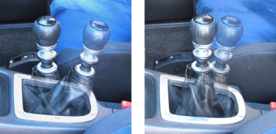 GFB short shifter