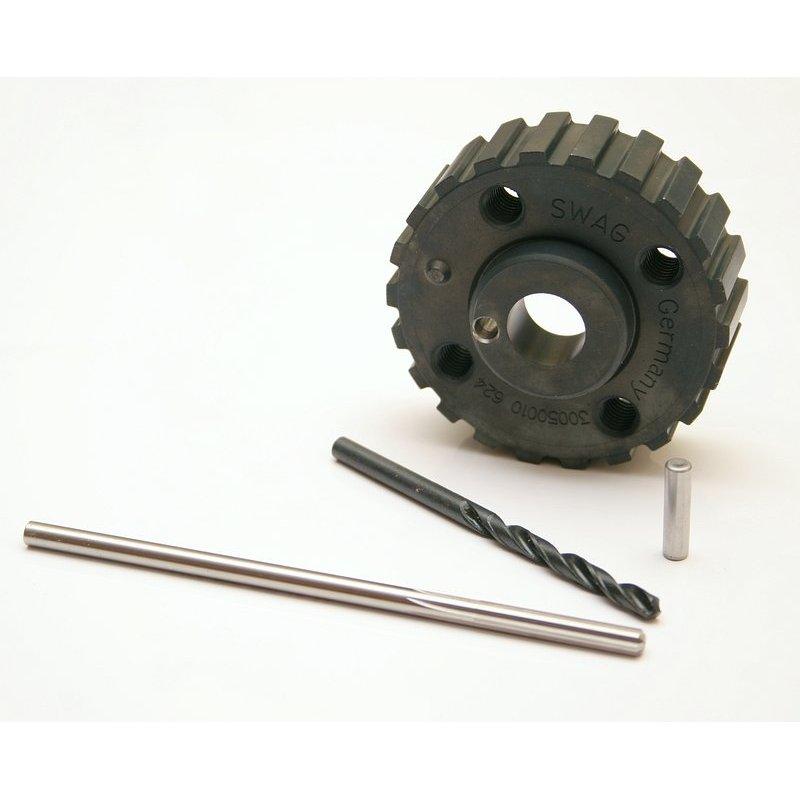 High Torque Kit für 1.8T - Verstärkte Riemenscheiben/Zahnrad-Befestigung an der Kurbelwelle (für alle 1.8T-Motoren)