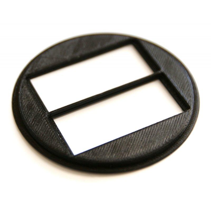 einbaurahmen f r digitalanzeigen mit zwei einbaupl tzen ru. Black Bedroom Furniture Sets. Home Design Ideas