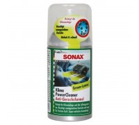 SONAX KlimaPowerCleaner antibakteriell Green Lemon - 150 ml Spraydose (SONAX 03234000)