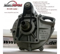 RS G45-Lader convertion with RS modification (G45...