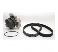 Zahnriemen + Wasserpumpe, Gates PowerGrip Kit KP15311 (z.B. f�r VW Polo G40, ab Bj. 08/1990 - 08/1994)