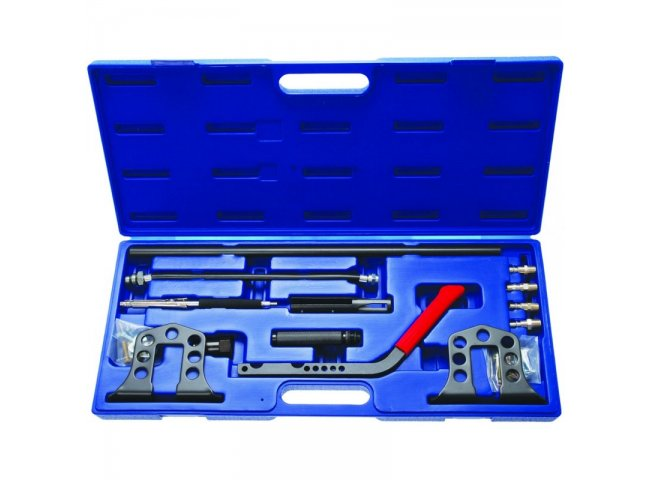 13-piece Valve Spring Compressor Assembly Set from BGS technic