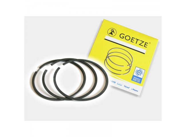 Piston ring for e.g. all G60-engines,  set 81mm (PY, Goetze 08-109400-10)