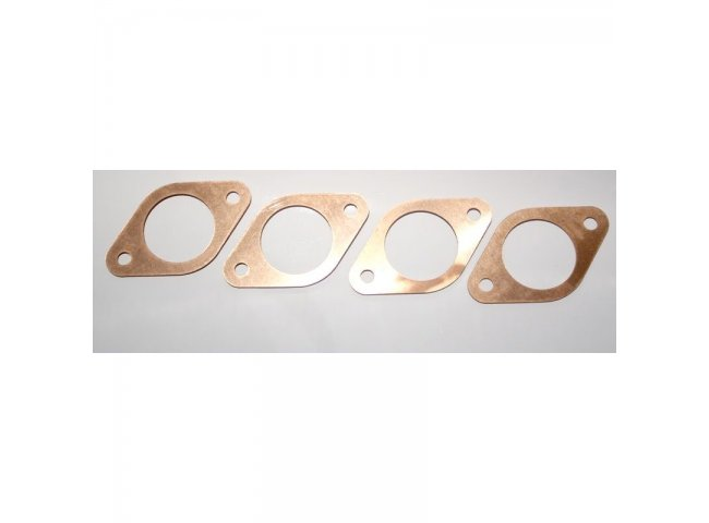 Gasket, Racing exhaust manifold gasket for all  VW 1,8 & 2,0L 16V-engines (cooper)