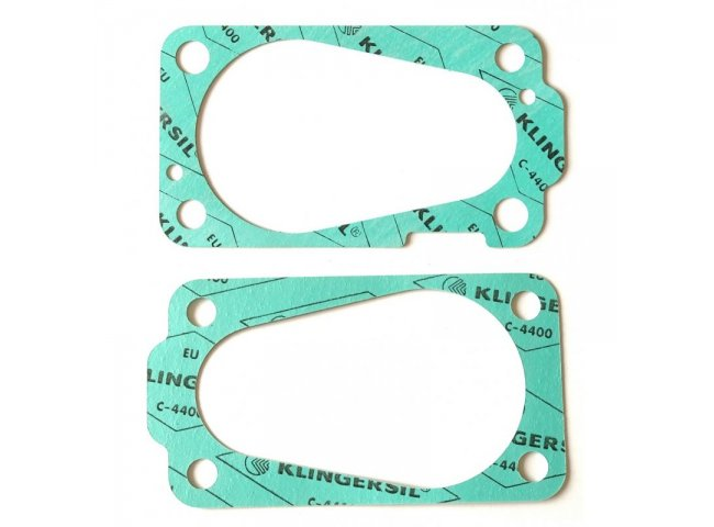 VW throttle gasket kit for Golf Cabrio / Corrado / Passat 16V / 2H / NG / PG / G60 (OEM: 037 133 074 + 037133073A)