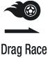 QSTARZ LT-6000S - Drag Racing Modus