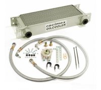 Racimex Oilcooler (13 rows) + mountingkit for 16V- & G60 engines