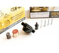 GFB DV+ T9351 for VAG 2,0 TFSI / Replaces the original turbo plastic diverter valve