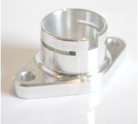 Flange / mounting flange for VW 16V G60 blue temperature...