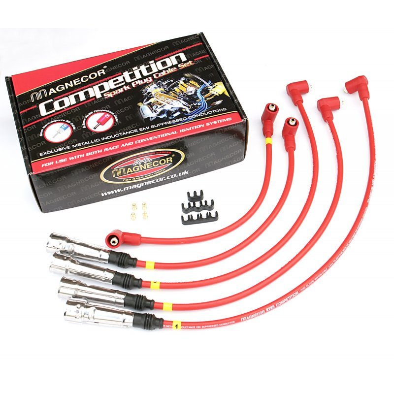 VW Corrado, Golf, Vento VR6 (2,8L, Motorcode: AAA) High Performance Ignition Leads from Magnecor
