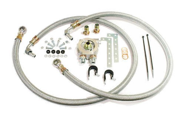 Racimex Oil Cooler (19 rows, length 330mm) for engines from