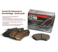 Brake Pads (set), Ferodo DS Performance sport brake pads,...