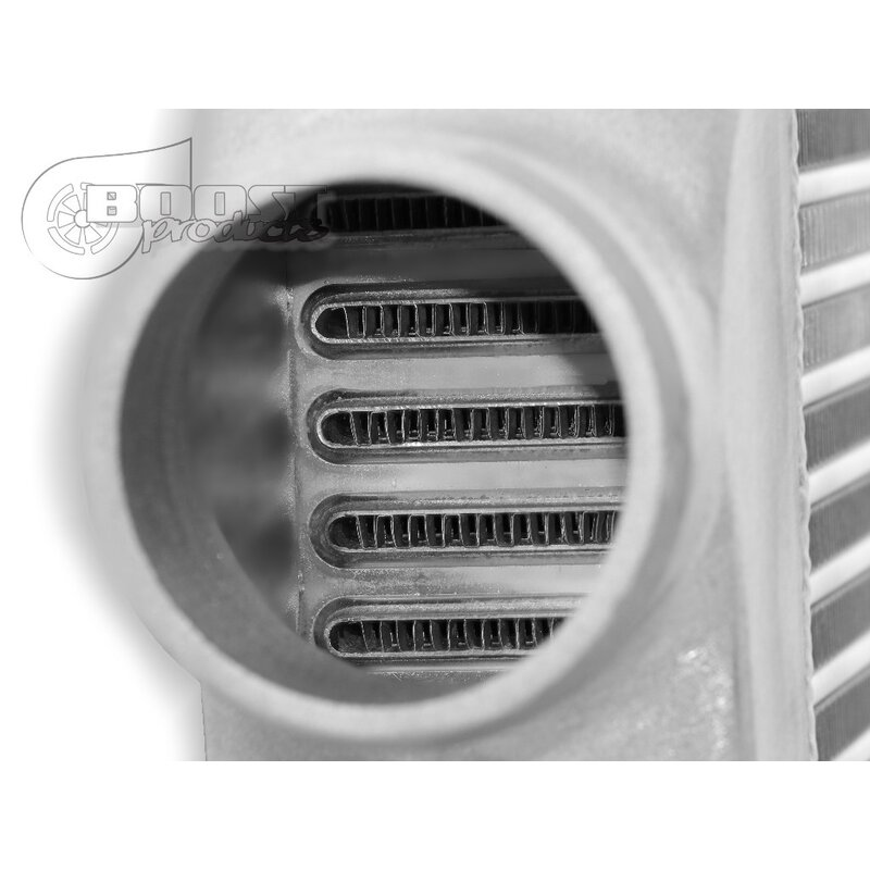BOOST products Intercooler 600x300x76mm - 76mm - Competition 2015