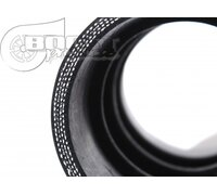 BOOST products Silikonbogen 180°, 45mm, schwarz