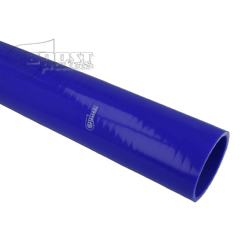 BOOST products Silikonschlauch 89mm, 1m Länge, blau