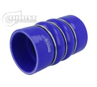 BOOST products Silikon Wulstverbinder 2fach, 60mm, blau