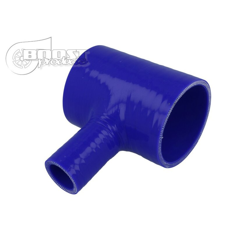 BOOST products Silicone T-piece Adapter 60mm / 25mm / blue
