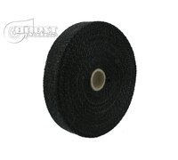 BOOST products 10m Heat Wrap - Ceramic - Black - 25mm wide