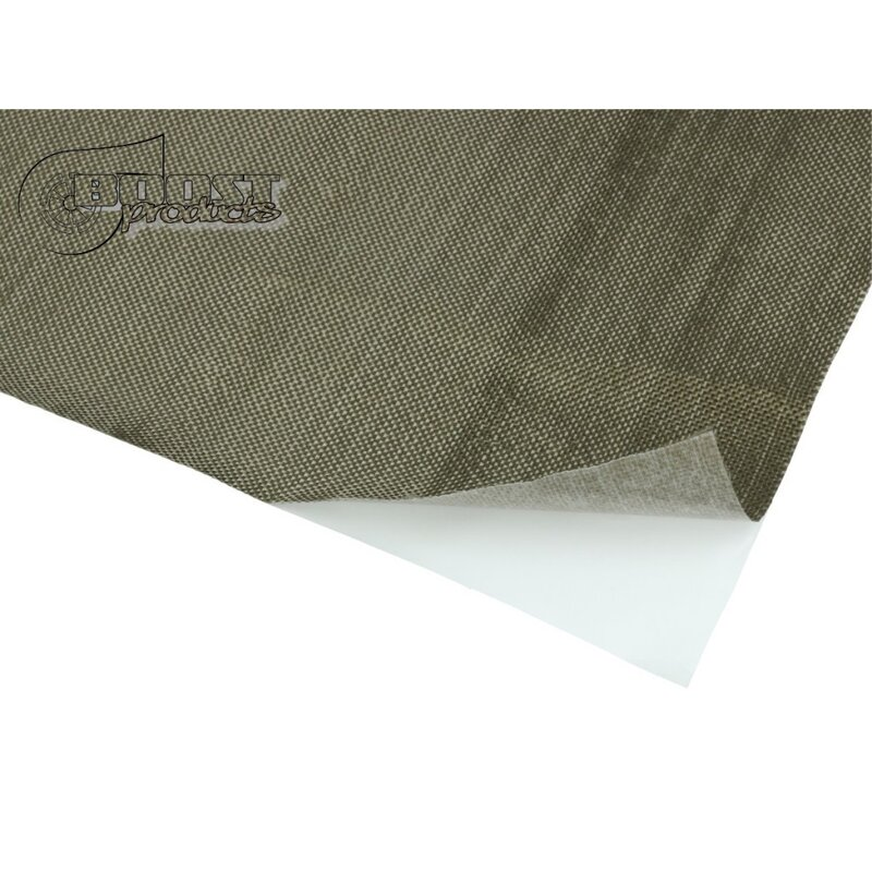 BOOST products Heat Protection - Titanium Mat thick - adhesive - 60x90cm