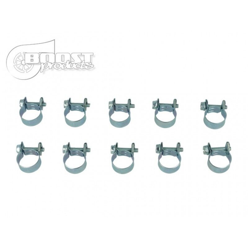 10 pack BOOST products HD Mini Clamps, 11-13mm