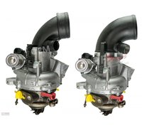 Turbo Inlet for VAG 1,8/2,0TSI Euro 6 Models - High Flow intake manifold Turboinlet incl. Certificate (HPM)