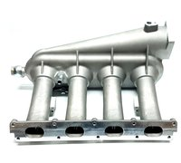1.8T gap intake manifold - Turbo intake manifold for VAG 1.8T engines complete with connectors