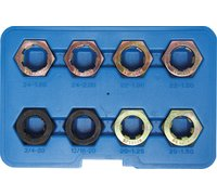 BGS Thread Repair Kit for Drive Shafts / Prop Shafts | 8 pcs. (BGS 1141)