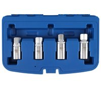 BGS Stud Extractor Set | 6 - 12 mm | 4 pcs. (BGS 1882)