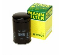 Filter, oil filter W719/21 (u.a. für Golf G60, Corrado...