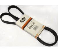 V-Belt, 6PK Micro-V-Belt for G60 (Gates 6PK1655 > cars...