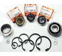 Complete kit of bearings for G40-Supercharger