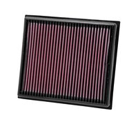 K&N airfilter for Opel Insigna (1.4i Turbo, 140 PS, Year. 8/11- - K&N 33-2962)