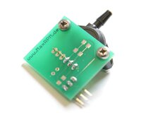 Boost pressure sensor 250 kPa (1,5 Bar) MAP-Sensor include mounting plate for easy soldering