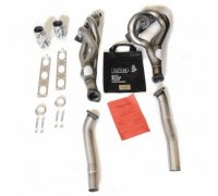 TeZet stainless steel exhaust header for BMW 328i 24V, E36