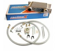 Racimex Oilcooler (13 rows) + mountingkit for Polo G40...