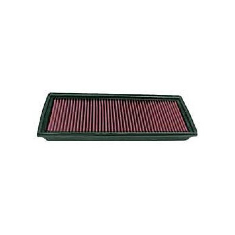 K&N airfilter for Seat Leon II (1P1) (2.0TFSi Turbo, 211 PS, Year. 7/09- - K&N 33-2865)