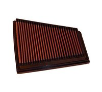 K&N airfilter for Skoda Roomster (5J) (1.9TDi, 105 PS,...