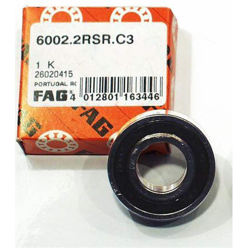 Bearings FAG 6002.2RSR.C3 for the auxiliary shaft for all G-Superchargers