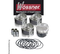 Wössner forged piston for 993, 3,8L (Motorcode: - -...