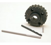 High Torque Kit for Polo G40 until year 10/1990 (motorcode PY 002 177) - Enhanced pulley / timing belt mounting on the crankshaft PY 002 177 (til 10.1990)