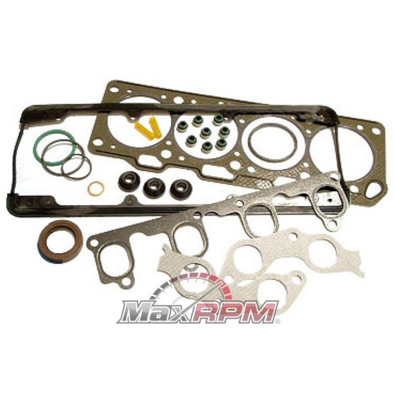Gasket-kit, cylinder head for Polo G40 (with 8mm valve shaft diameter, Elring)